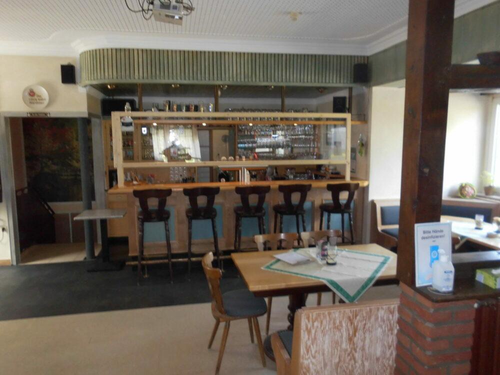 Uelder Bahnhof - Restaurant