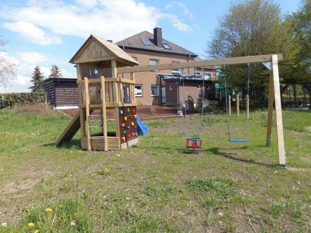 Uelder Bahnhof - Spielplatz
